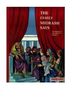 The Family Midrash Says Melachim Kings 1