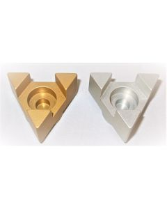 traveling set of candle holders