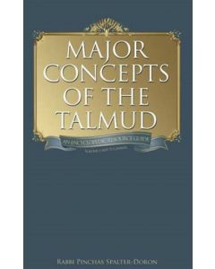 Major Concepts of the Talmud