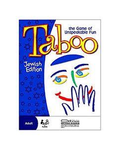 Taboo Jewish Edition