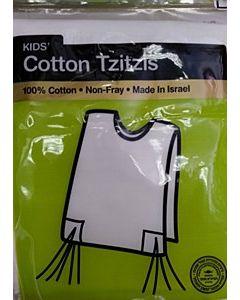 Cotton Tzitzis Size 3 Keter