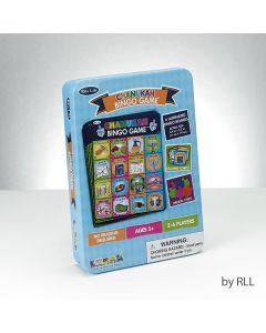 Chanukah Bingo Game